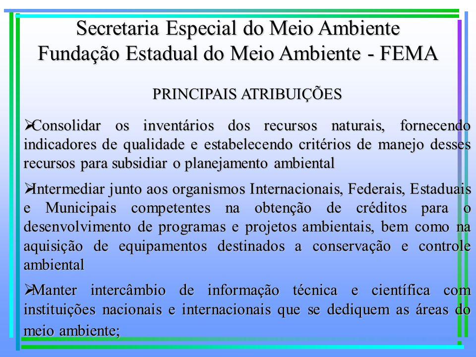 Secretaria Especial do Meio Ambiente