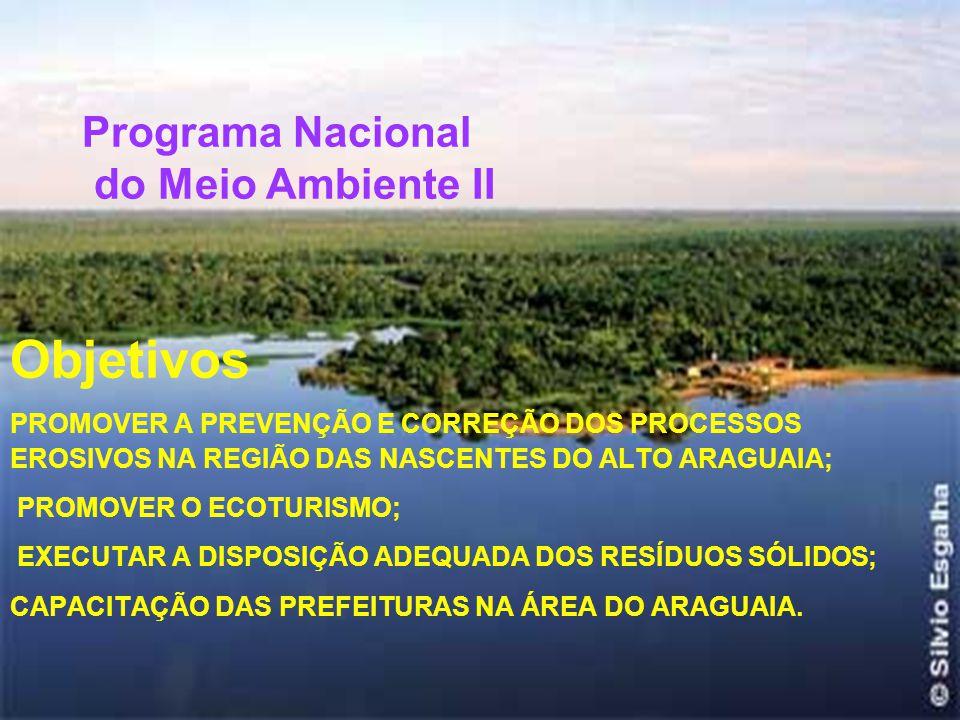 Programa Nacional do Meio Ambiente II