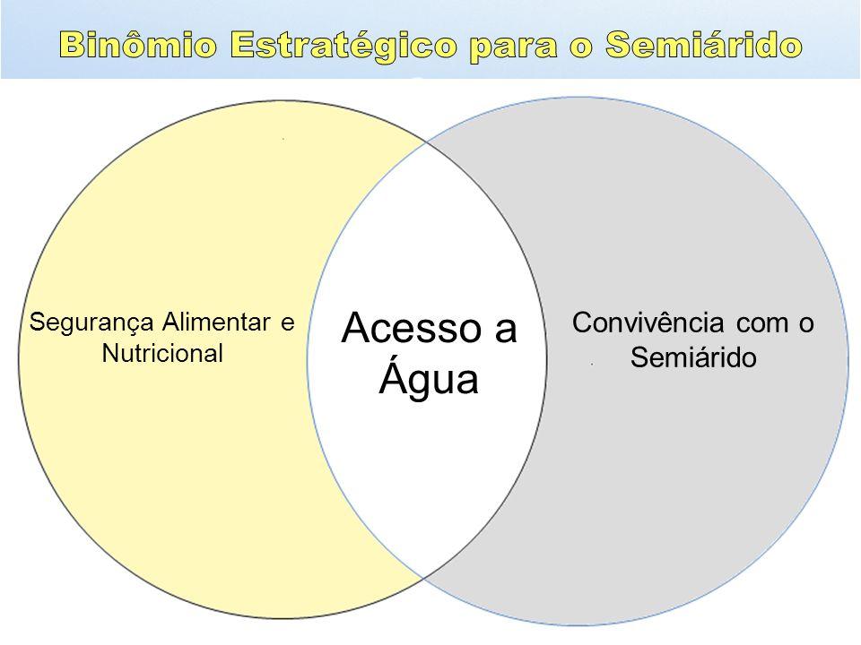 Acesso a Água Binômio Estratégico para o Semiárido