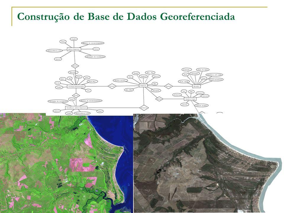Construção de Base de Dados Georeferenciada