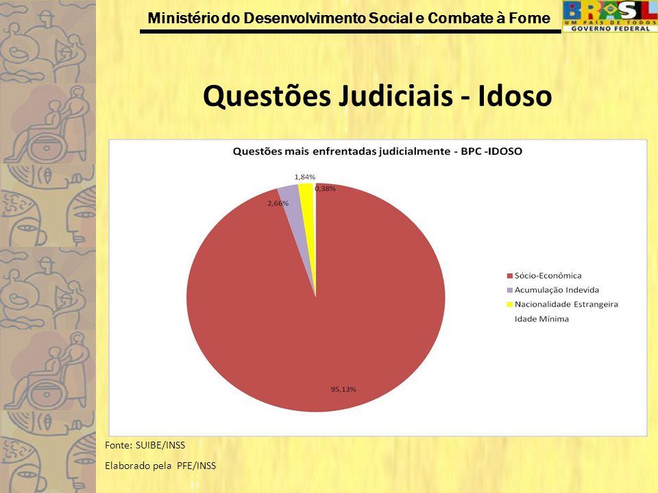 Questões Judiciais - Idoso