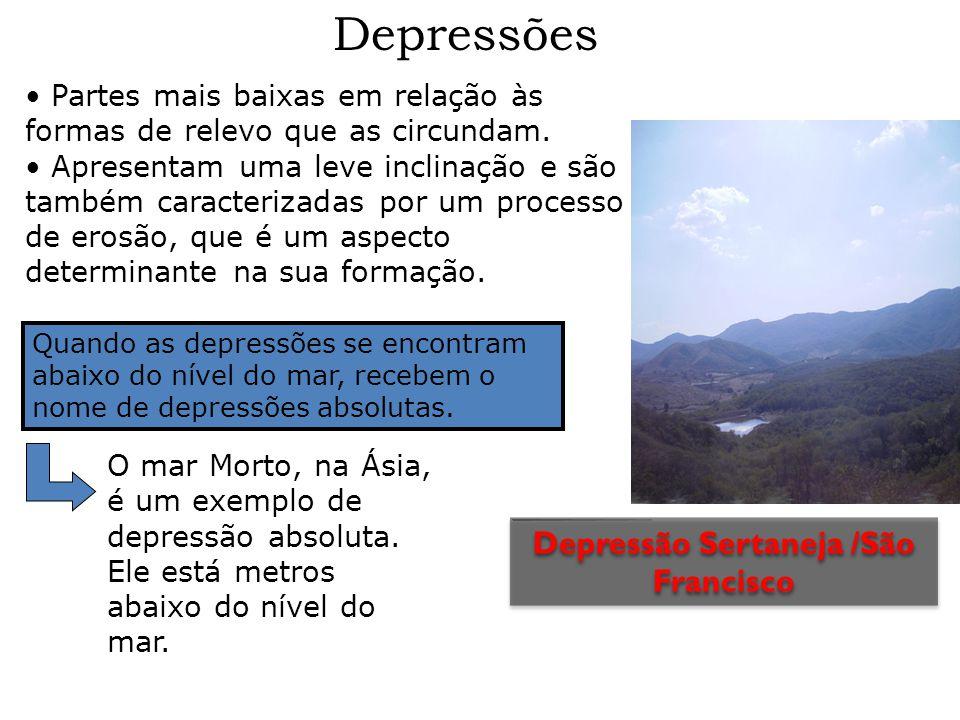 Depressão Sertaneja /São Francisco