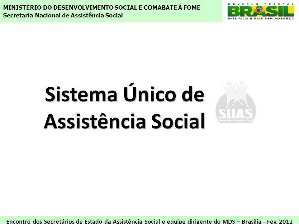 Sistema Único de Assistência Social