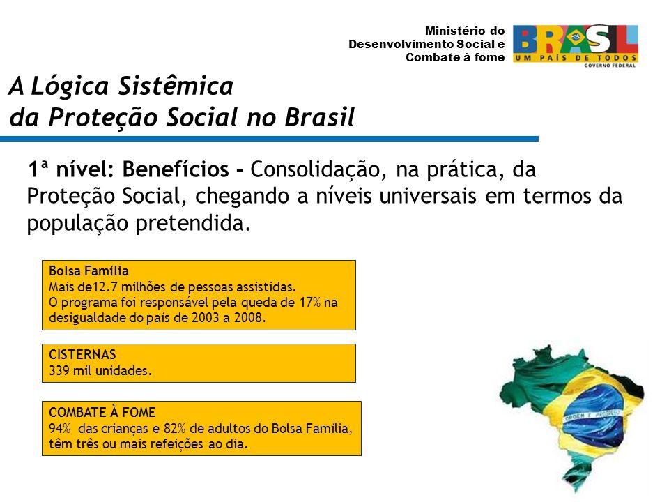 da Proteção Social no Brasil