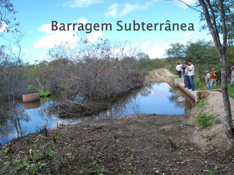 Barragem Subterrânea