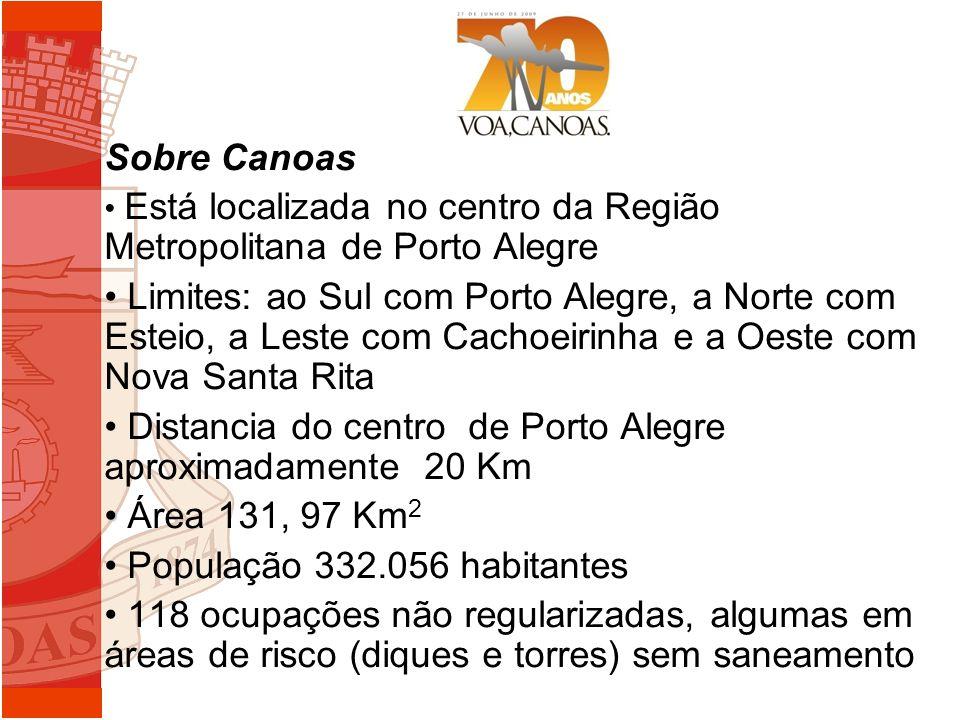 Distancia do centro de Porto Alegre aproximadamente 20 Km