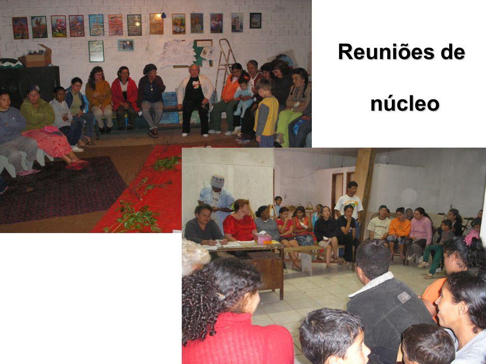 Reuniões de núcleo