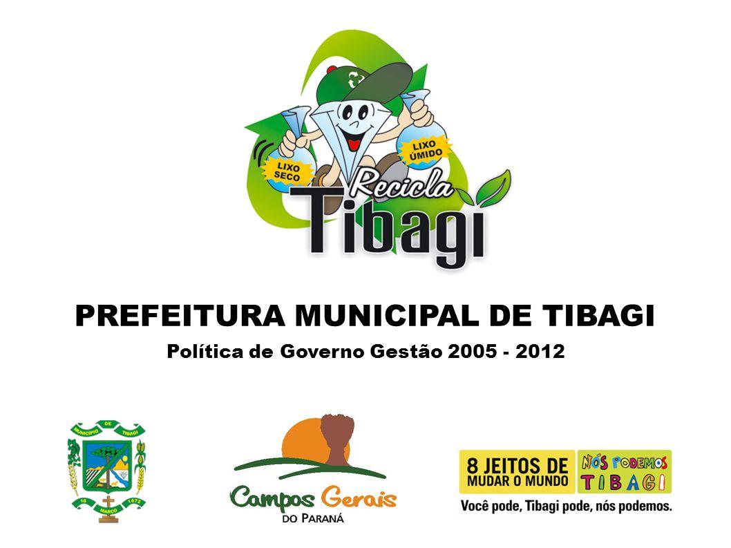 PREFEITURA MUNICIPAL DE TIBAGI