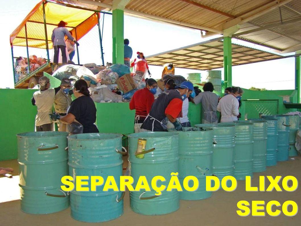 SEPARAÇÃO DO LIXO SECO 14