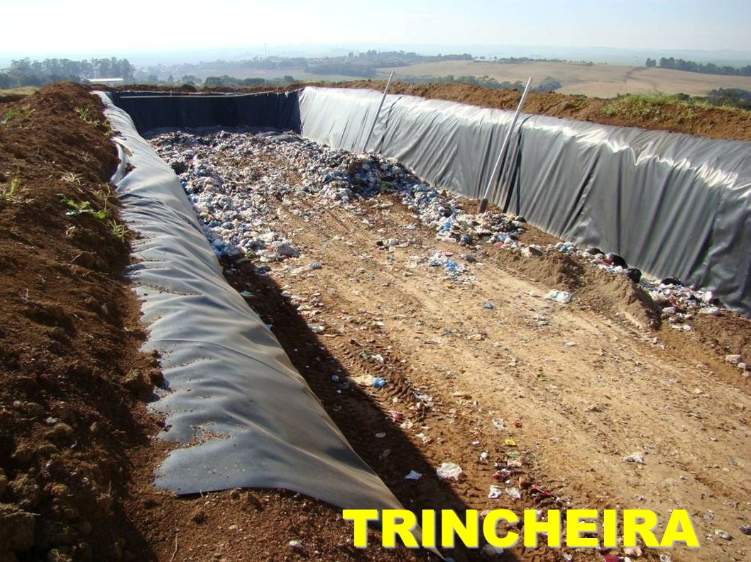 TRINCHEIRA 18