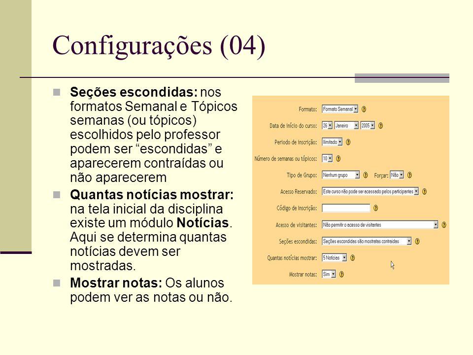 Configurações (04)