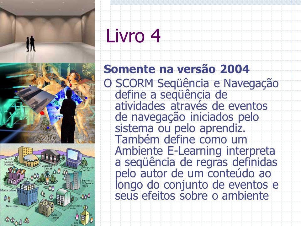 Livro 4 Somente na versão 2004