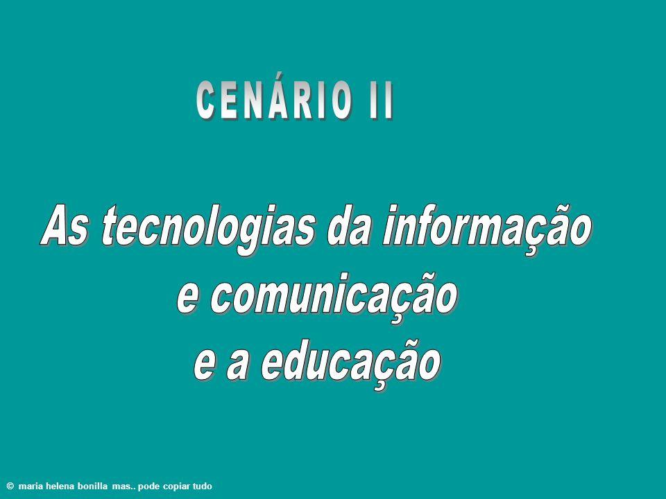 As tecnologias da informação