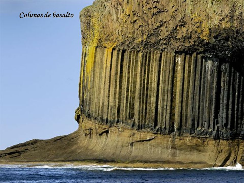 Colunas de basalto