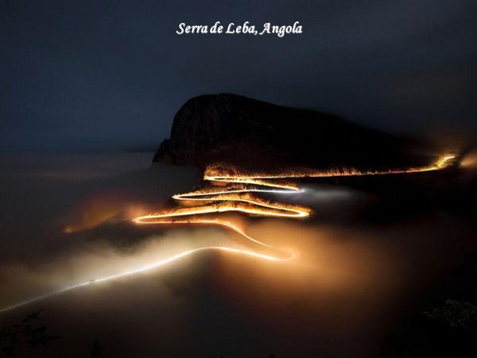 Serra de Leba, Angola