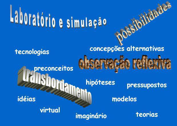 Laboratório e simulação