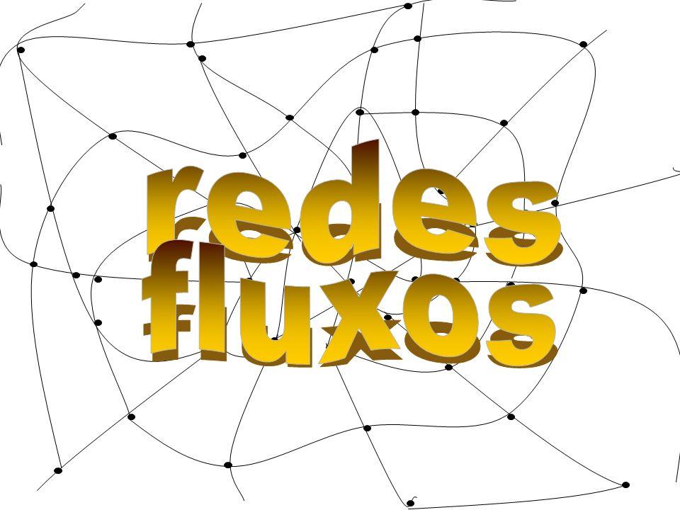 redes fluxos
