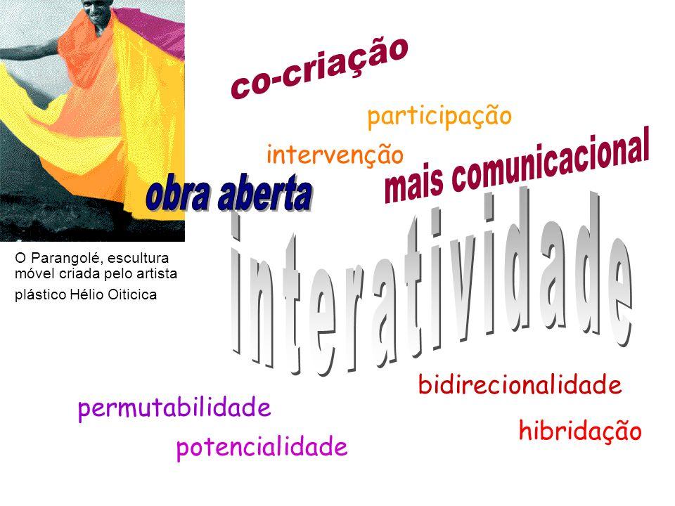 co-criação mais comunicacional interatividade participação intervenção