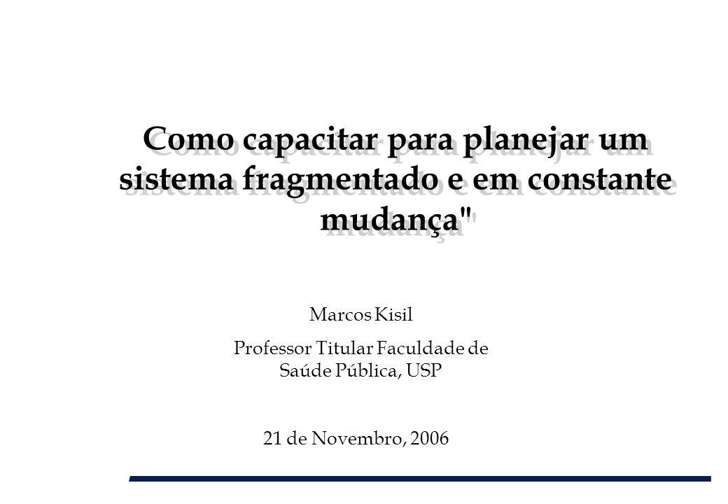 Professor Titular Faculdade de Saúde Pública, USP