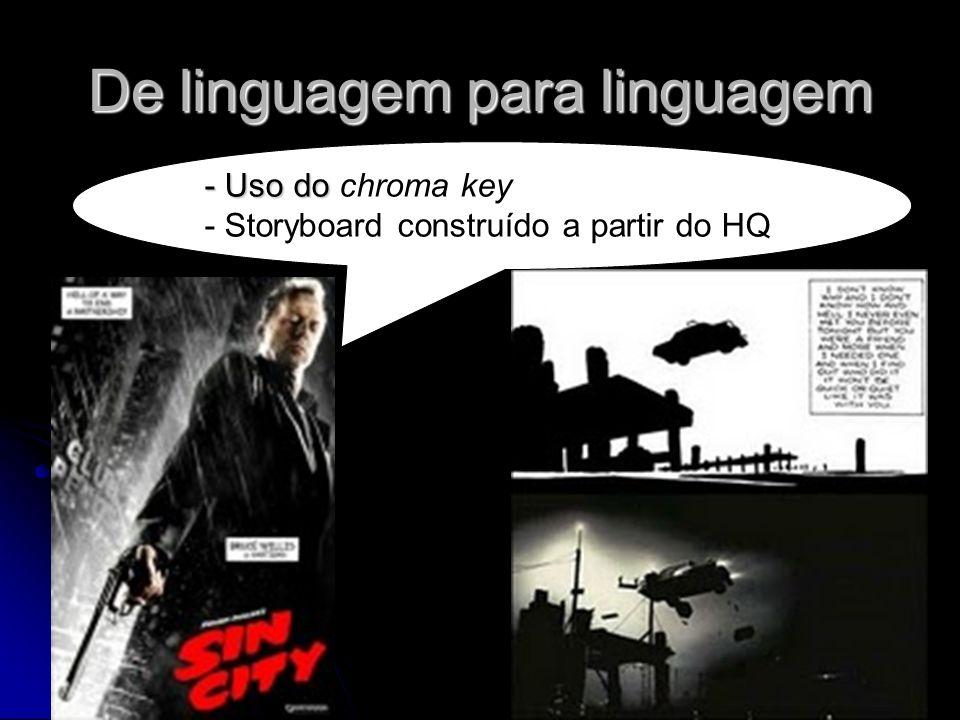De linguagem para linguagem