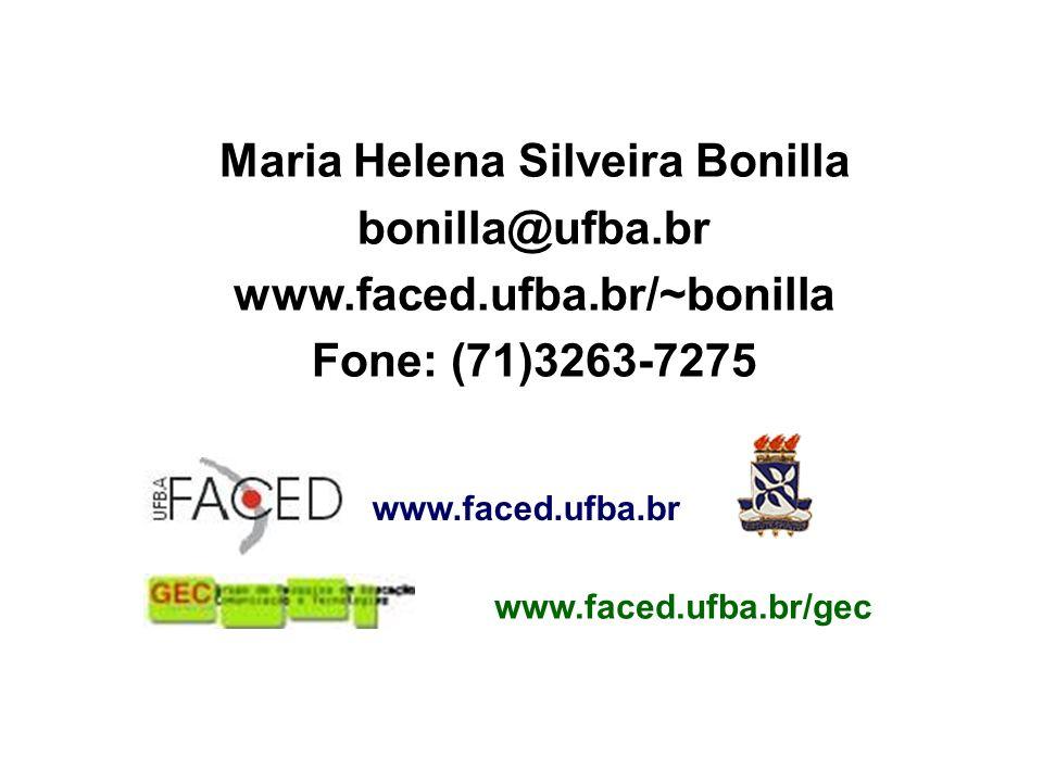 Maria Helena Silveira Bonilla