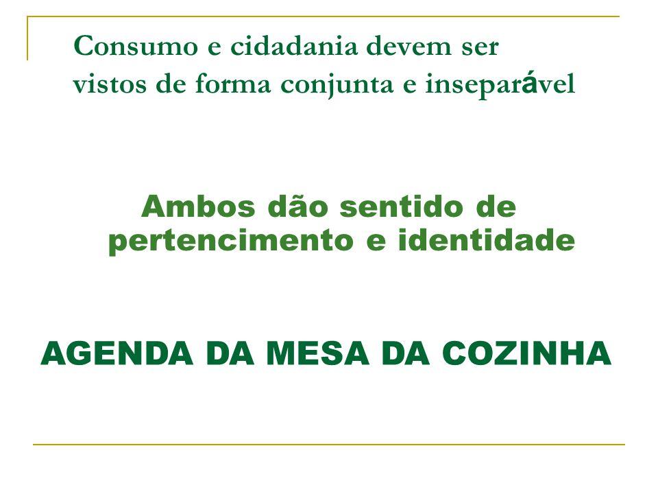 Consumo e cidadania devem ser vistos de forma conjunta e inseparável