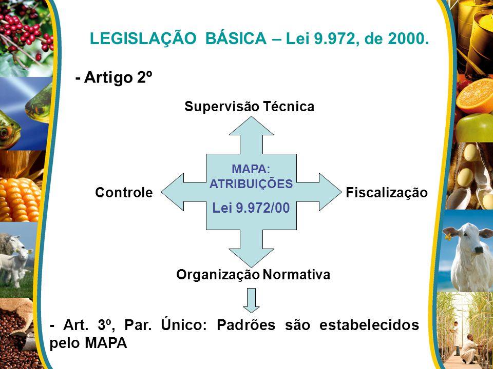 Organização Normativa