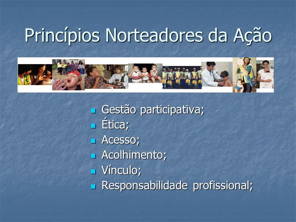Princípios Norteadores da Ação