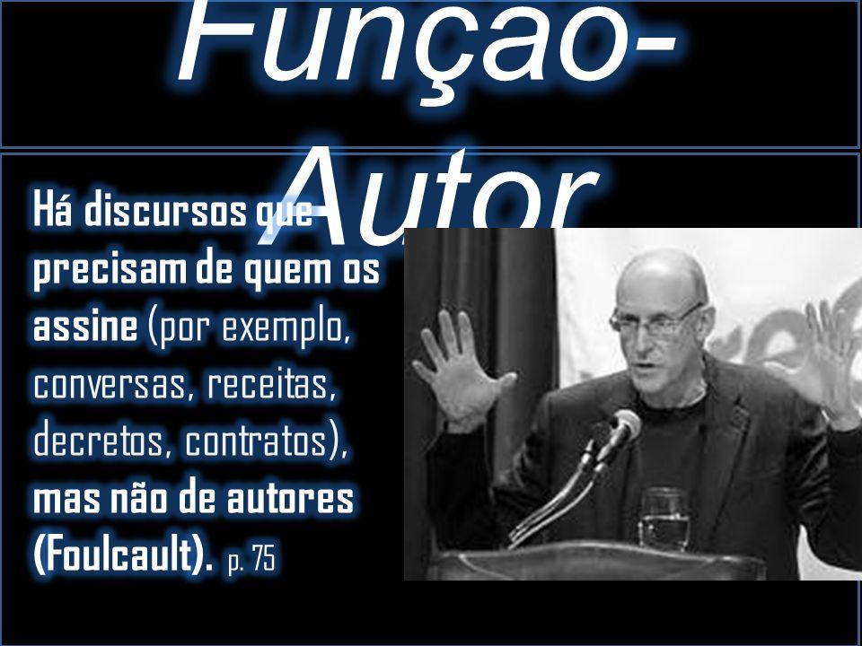Função-Autor