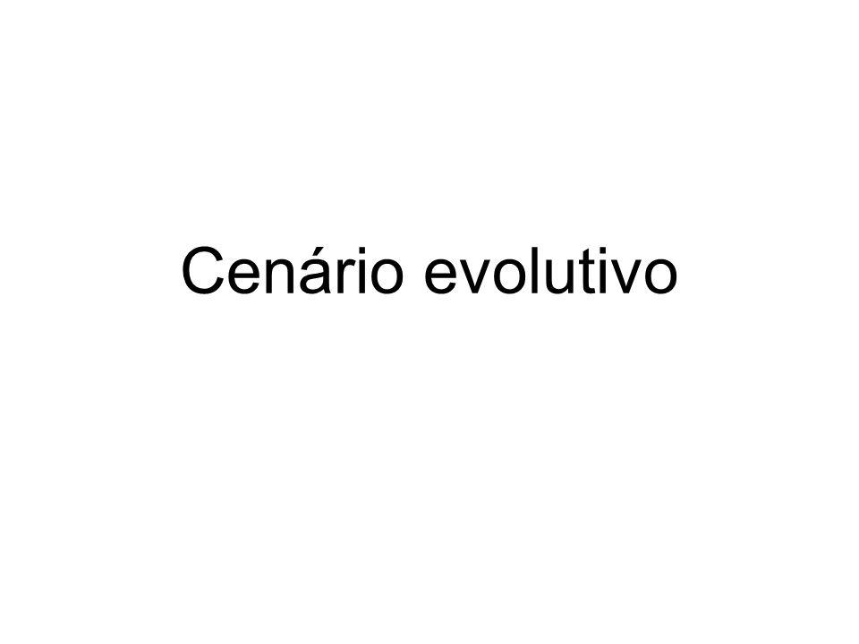 Cenário evolutivo