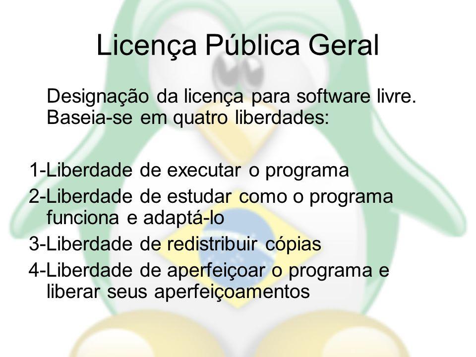 Licença Pública Geral