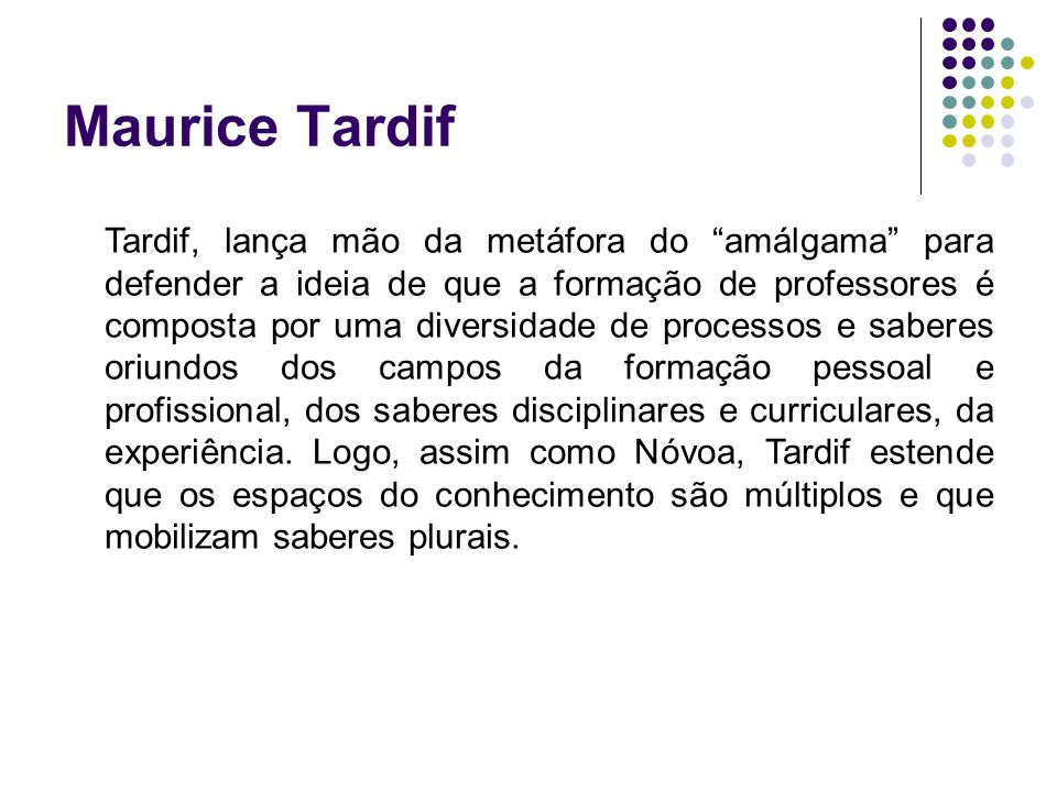 Maurice Tardif