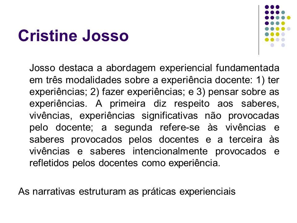 Cristine Josso