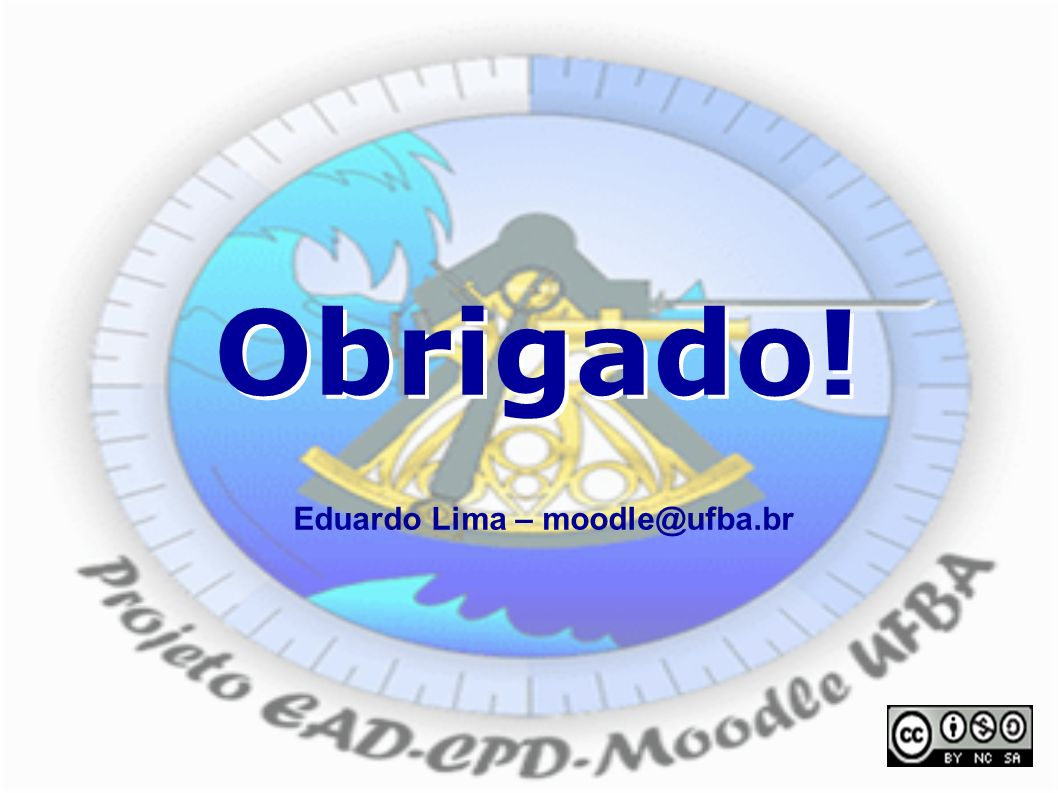 Eduardo Lima – moodle@ufba.br