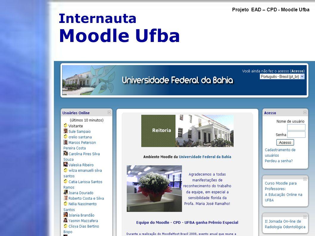 Internauta Moodle Ufba
