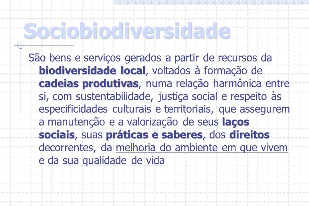 Sociobiodiversidade