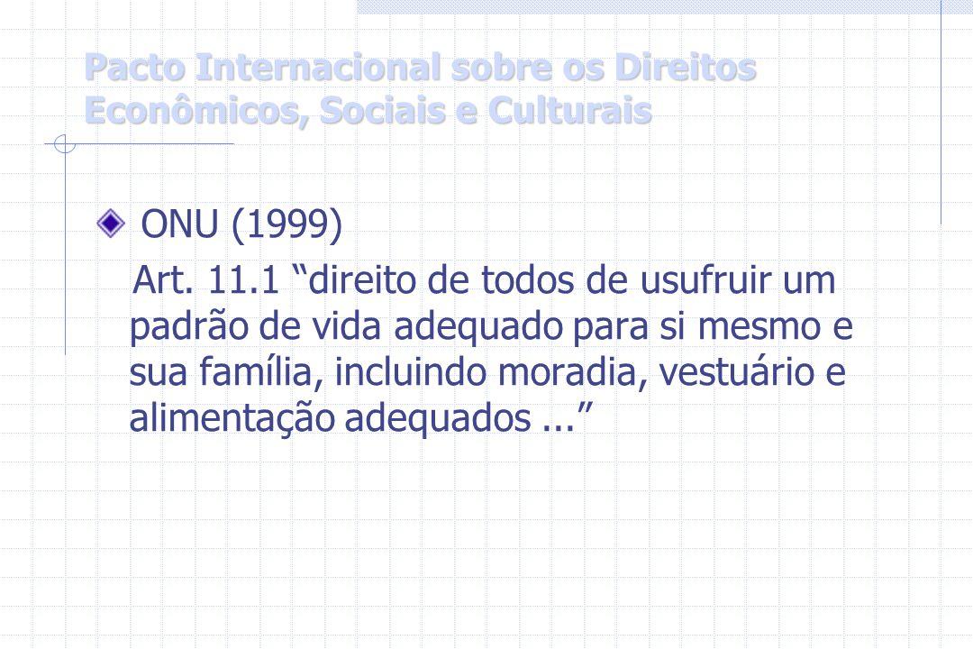 Pacto Internacional sobre os Direitos Econômicos, Sociais e Culturais