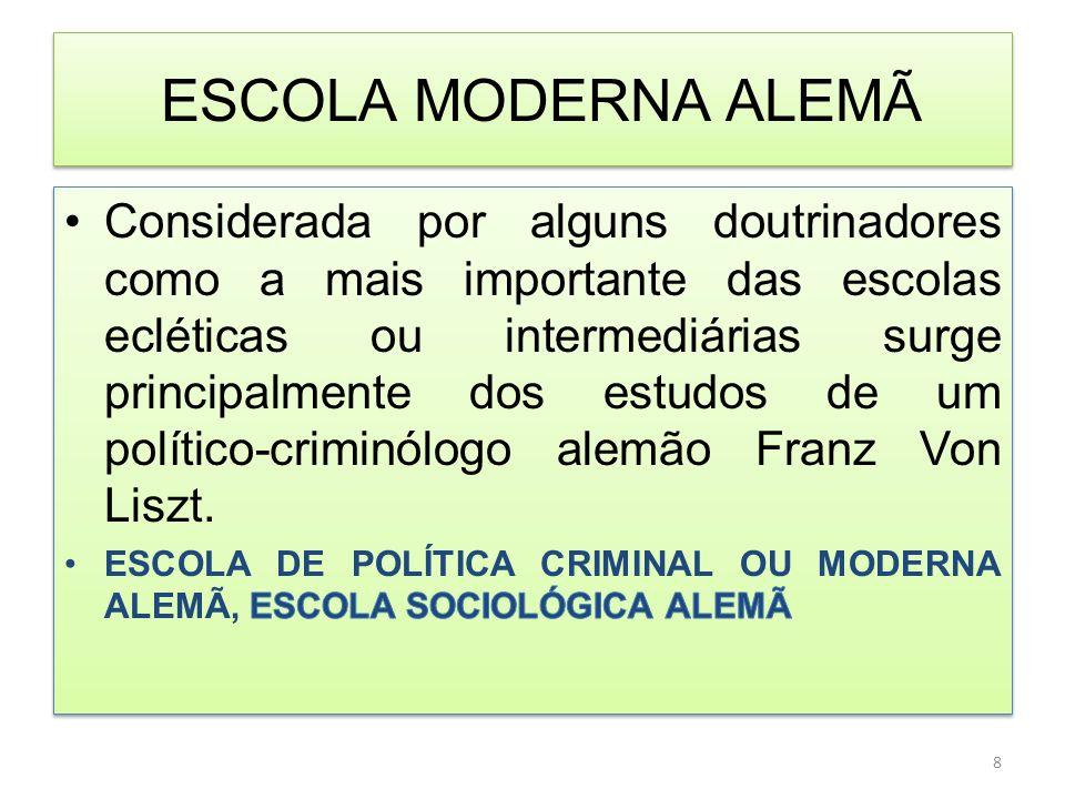 ESCOLA MODERNA ALEMÃ