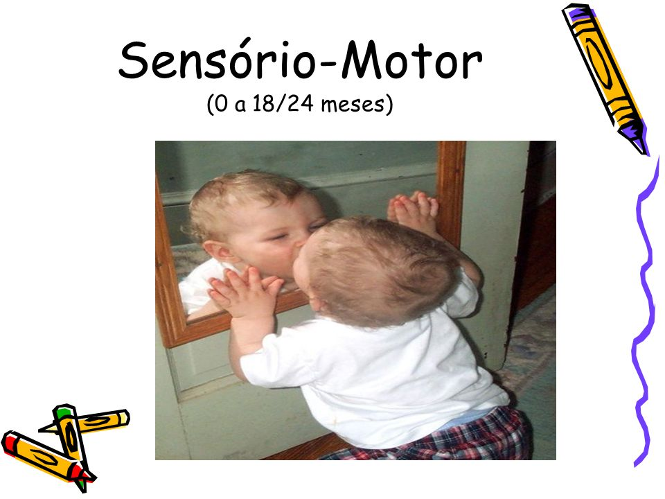 Sensório-Motor (0 a 18/24 meses)