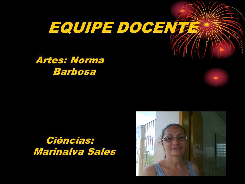 Ciências: Marinalva Sales