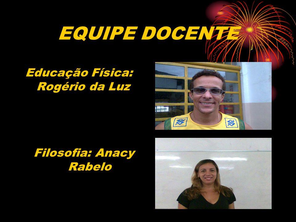 Filosofia: Anacy Rabelo