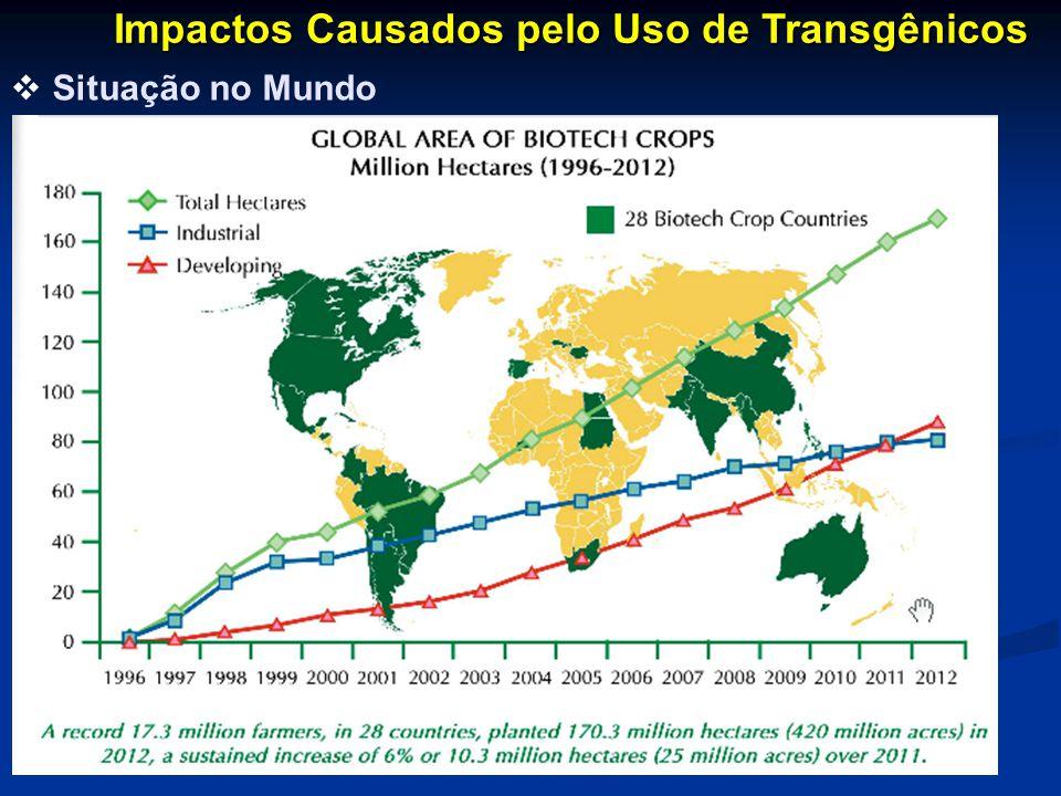 Impactos Causados pelo Uso de Transgênicos