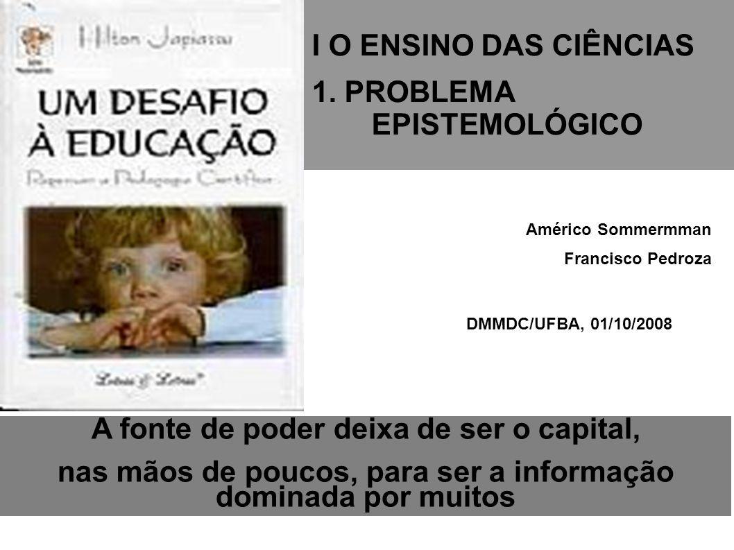 1. PROBLEMA EPISTEMOLÓGICO