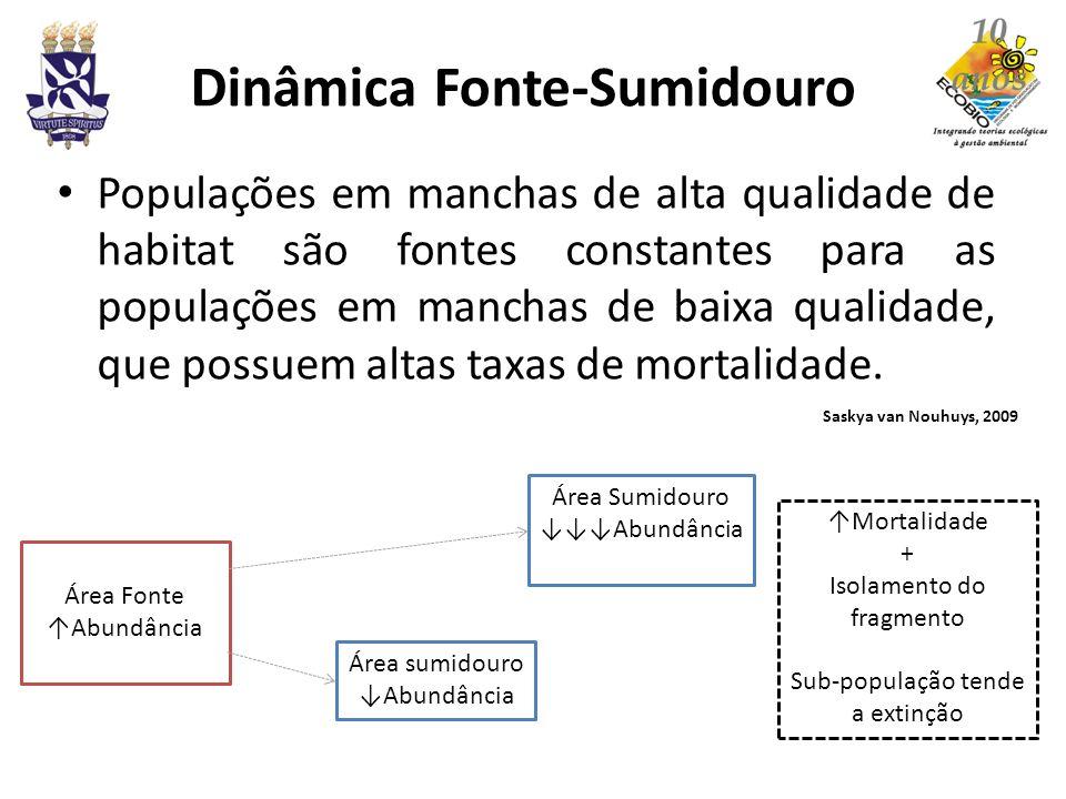 Dinâmica Fonte-Sumidouro