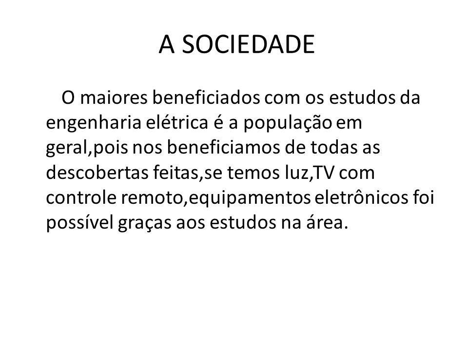 A SOCIEDADE