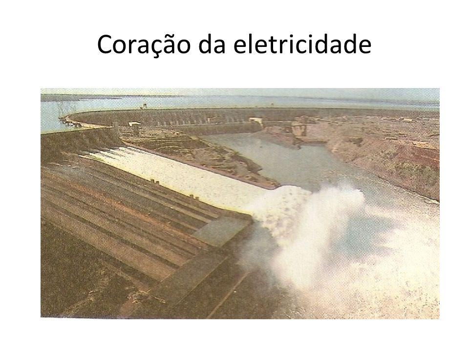 Coração da eletricidade