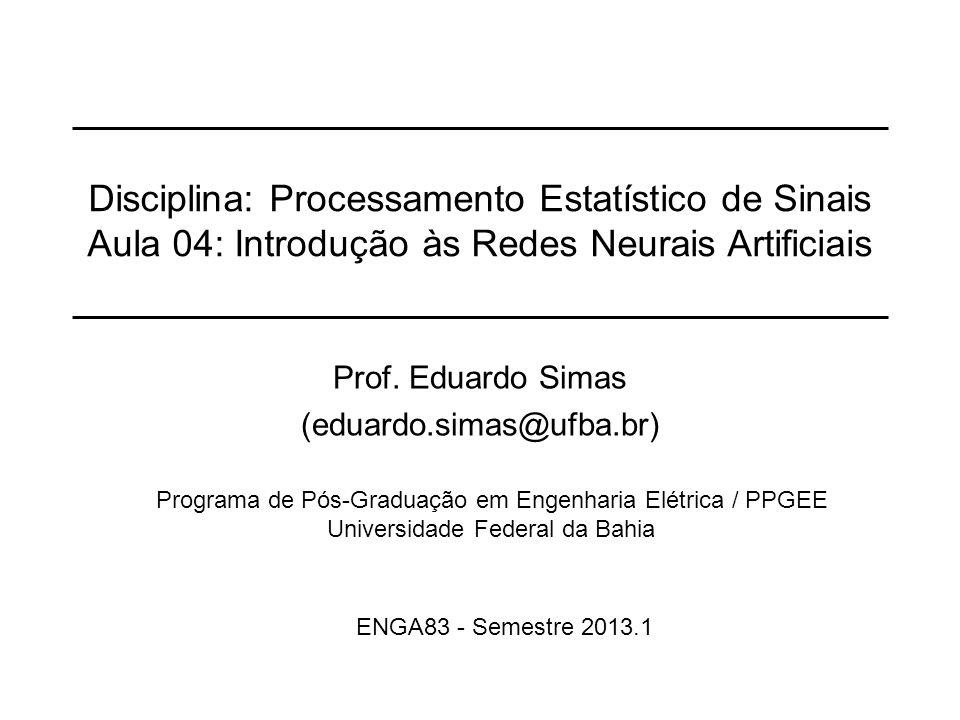 (eduardo.simas@ufba.br)