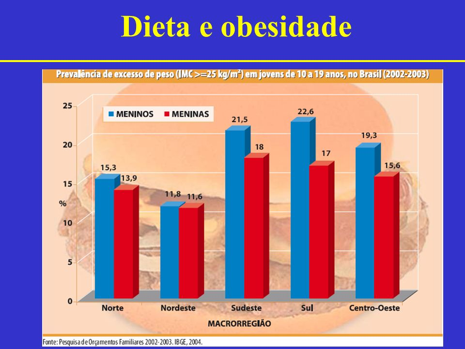 Dieta e obesidade