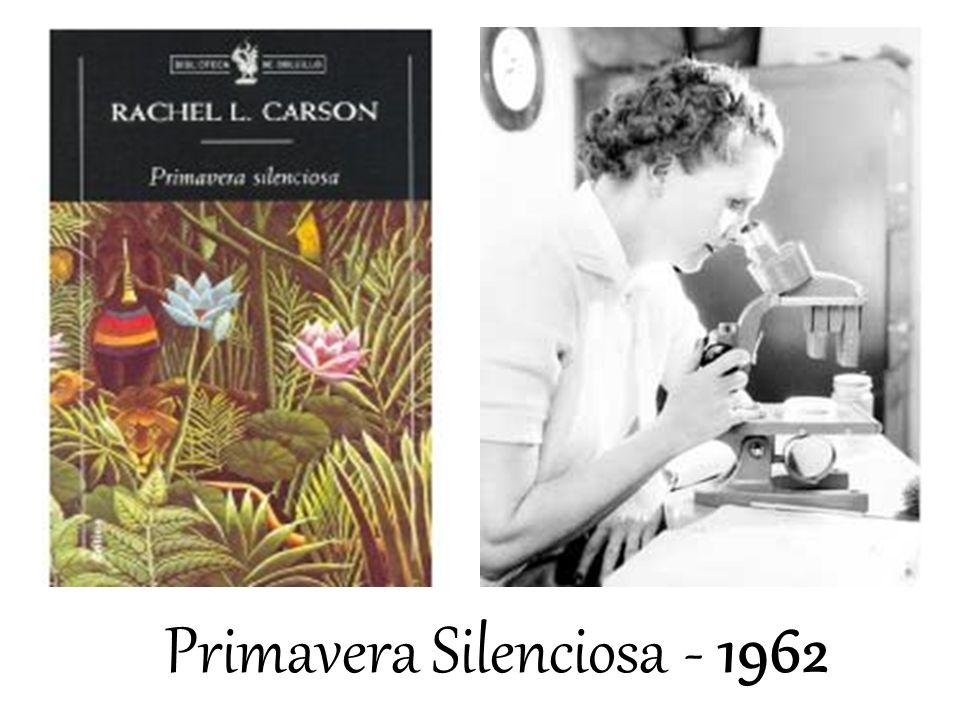 Primavera Silenciosa - 1962