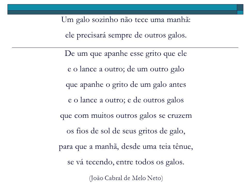 (João Cabral de Melo Neto)